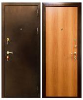 Входная дверь Зенит 1 - сама практичность и простота!